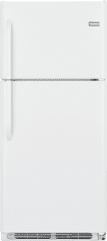 Frigidaire FFHT2021QW - White Front View
