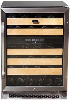 Whynter BWR462DZ - Whynter Dual-Zone Wine Refrigerator