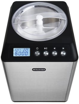Whynter ICM201SB - 2.1 Quart Ice Cream Maker from Whynter