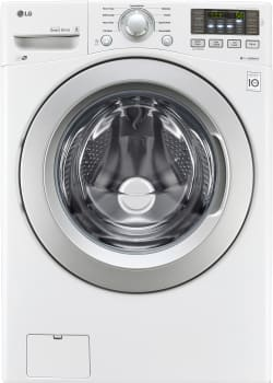 "LG WM3270CW - 27"" Ultra Large Front Load Washer with 4.5 cu. ft. Capacity"