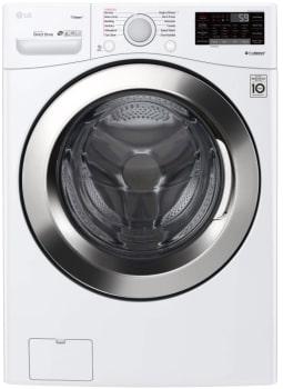 LG WM3700HWA - White