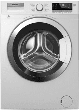 Blomberg Wm98400sx 24 Inch 2 5 Cu Ft Front Load Washer