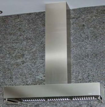 RangeCraft WM_BOXHOOD - Brushed Stainless Steel