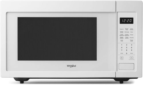 Whirlpool WMC30516HW - Whirlpool 1.6 cu. ft. Countertop Microwave with 1,200-Watt Cooking Power
