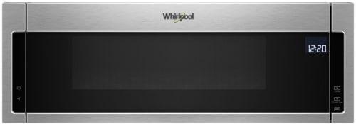 Whirlpool WML75011HZ - Fingerprint Resistant Stainless Steel