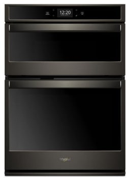 Whirlpool WOC75EC7HV - Black Stainless Steel