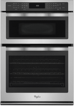 Whirlpool WOC97ES0ES - Whirlpool 6.4 cu. ft. Combination Wall Oven with True Convection Microwave