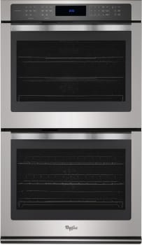 "Whirlpool WOD97ES0ES - 30"" Double Wall Oven with 10.0 cu. ft. Capacity"