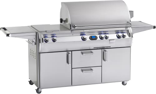 Fire Magic Echelon Collection E790S4LAP71 - Echelon Diamond E790s Grill with Double Side Burner (Digital Model Shown)