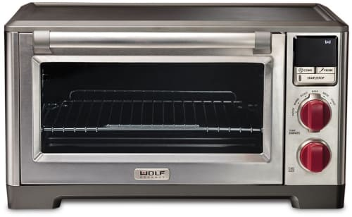 Wolf Gourmet Series WGCO100S - 1.1 cu. ft. Countertop Convection Oven