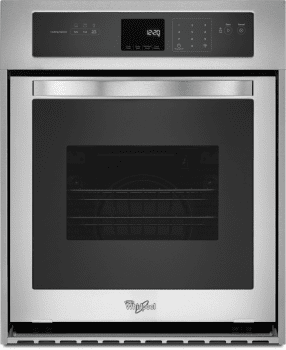 Whirlpool WOS51ES4E - Stainless Steel