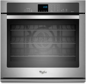 Whirlpool WOS92EC7AW - Stainless Steel