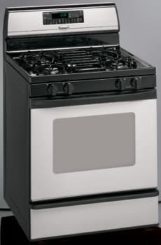 Magnificent Whirlpool Gs475Lems 30 Inch Freestanding Gas Range With Accubake Wiring Digital Resources Funapmognl