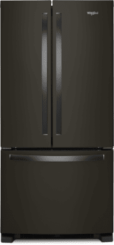 Whirlpool WRF532SMHV - Front View