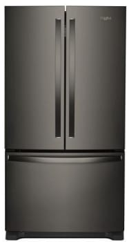 Whirlpool WRF540CWH - Black Stainless Steel