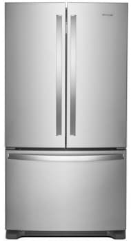 Whirlpool WRF540CWHZ - Stainless Steel