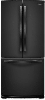 Whirlpool WRF560SMYB - Front View