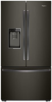 Whirlpool WRF972SIHV - Black Stainless Steel