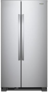 Whirlpool WRS315SNHM - Monochromatic Stainless Steel