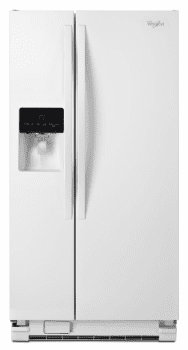 Whirlpool WRS342FIAW - White