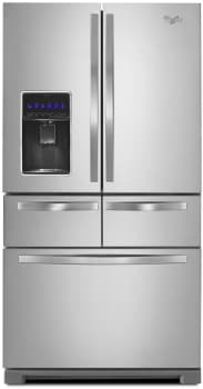 Whirlpool WRV996FDE - Monochromatic Stainless Steel
