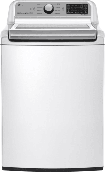 LG WT7200CW - LG ENERGY STAR Approved Top Load Washer with Wi-Fi Connectivity