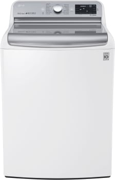 LG TurboWash Series WT7700HWA - Top Load Washer in White from LG