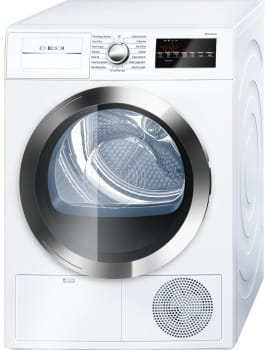Bosch 800 Series WTG86402UC - 24 Inch 4.0 cu. ft. Electric Dryer