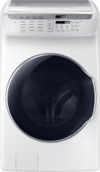 Samsung FlexWash WV55M9600AW - Samsung FlexWash Washer