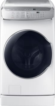 Samsung FlexWash WV60M9900AW - Samsung FlexWash Washer