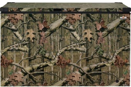 White-Westinghouse WWFC16M4RC - Westinghouse Camouflage Chest Freezer