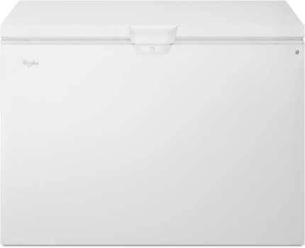 Whirlpool WZC5422DW - Front View