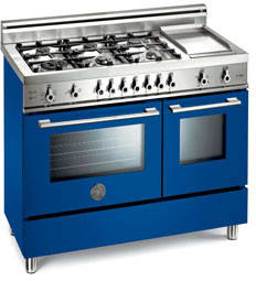 Bertazzoni Professional Series X486GPIRBL - Blue / Blu