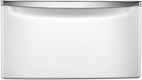 Whirlpool XHPW155DW - White Laundry Pedestal for Helpful Organization