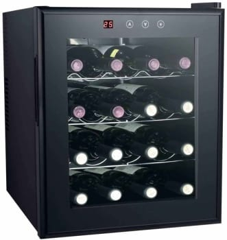 Sunpentown WC1685H - Thermo-Electric Wine Cooler with Heating
