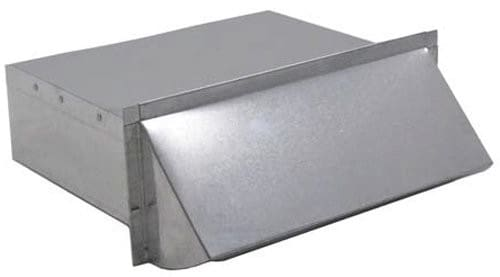 Zephyr AK00041 - Rectangular Wall Exhaust Cap