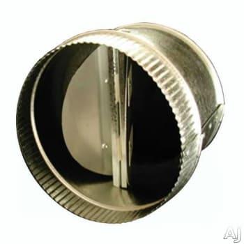 Zephyr AK00029 - Round Damper
