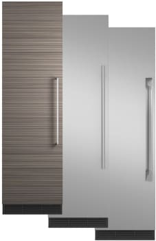 Monogram ZIF240NPKII - 24 Inch Panel Ready Freezer Column from Monogram
