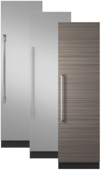 Monogram ZIR240NPKII - 24 Inch Panel Ready Refrigerator Column from Monogram