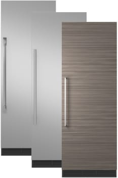 Monogram ZIR300NPKII - 30 Inch Panel Ready Refrigerator Column from Monogram