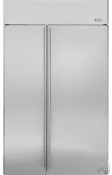 Monogram Ziss480nhss Ge 48 Built In Side By Refrigerator