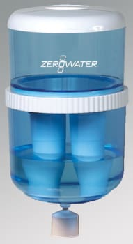 Avanti ZJ003IS - ZeroWater Water Bottle Kit