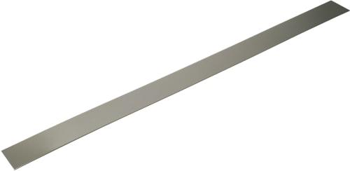 Monogram ZKK60P - 60 Inch Stainless Toekick for Column Refrigerator