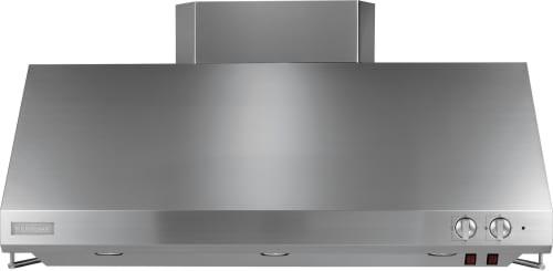 "Monogram ZV48SSJSS - Monogram 48"" Stainless Steel Professional Hood"