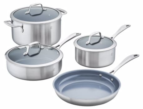 Zwilling J.A. Henckels 64080000 - Zwilling Cookware Set