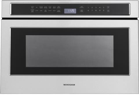 "Monogram ZWL1126SJSS - 24"" Microwave Drawer"