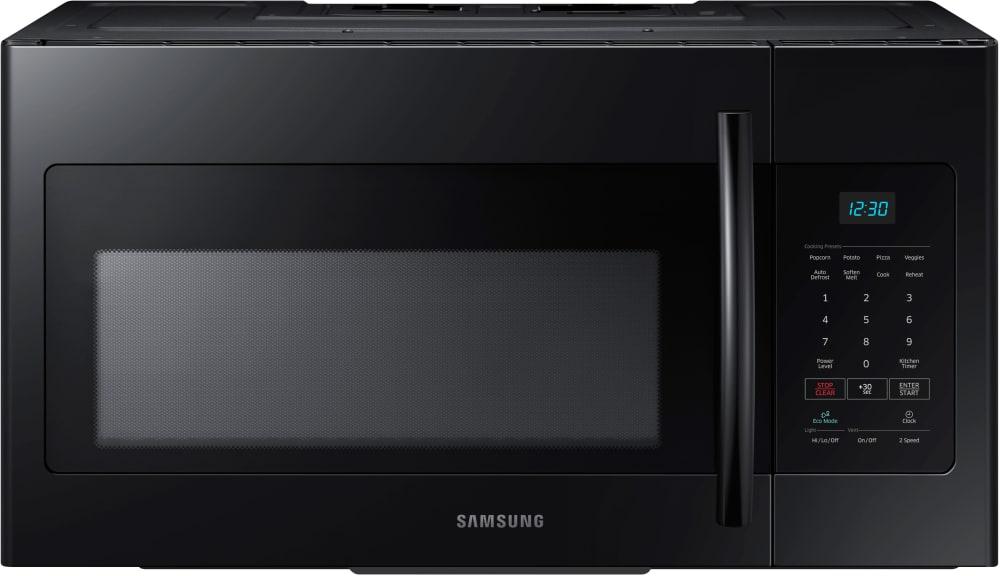 Samsung Me16h702seb 1 6 Cu Ft Over