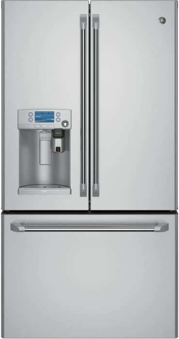 Shop Cafe 36 Inch Smart Counter Depth French Door Refrigerator from Aj Madison on Openhaus
