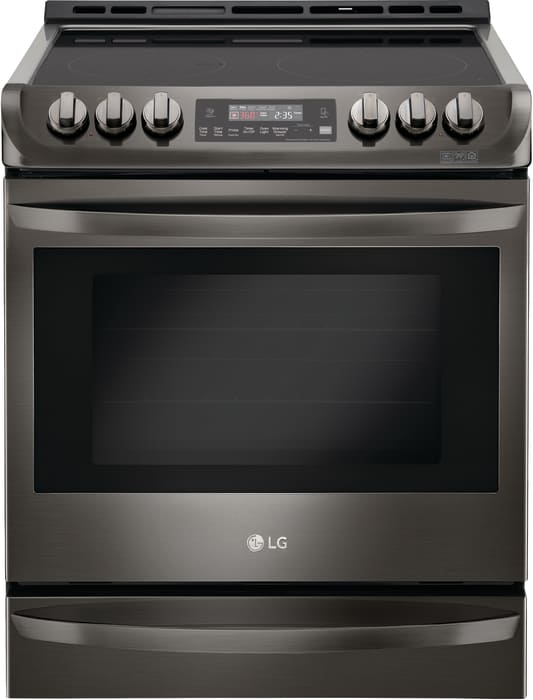 Lg Lse4613bd 30 Inch Slide In Electric