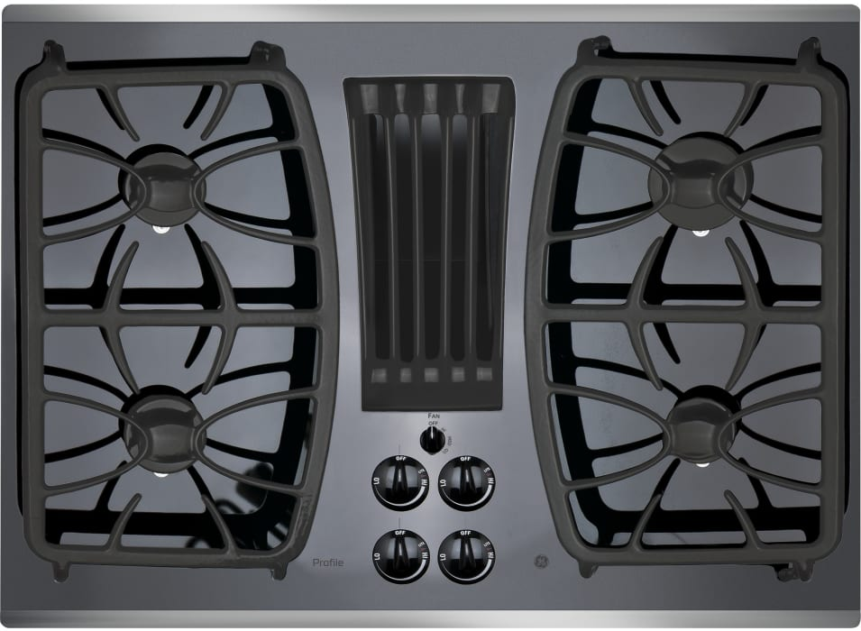 Ge Pgp9830sjss 30 Inch Gas Cooktop With